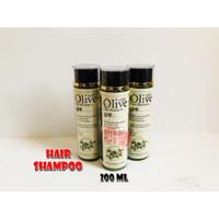 CO.E OLIVE HAIR SHAMPOO FOR ALL HAIR TYPE BY SYB ORIGINAL BPOM 200 ML