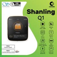 Shanling Q1 Hi-Fi Portable Digital Audio Player Bluetooth