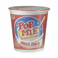 Pop Mie Rasa Ayam,Kari Ayam, Bakso 75 gram