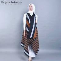 Kalea Ethnic Dress Tenun Ikat Dakara Indonesia