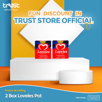 Promo Bundling - 2 Box Loveles Pot