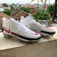 Sepatu Bola Nike Phantom GT Elite Dinamic White FG