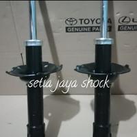 shock breaker Toyota Vios lama depan sepasang 1set