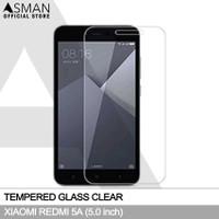 Tempered Glass Xiaomi Redmi 5A (5.0)   Anti Gores Kaca - Bening