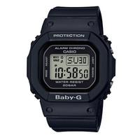 Jam Tangan Wanita Casio Baby-G Digital Black Resin BGD-560-1DR