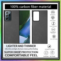 Case Samsung Note 20 REAL ARAMID CARBON Ultra Thin