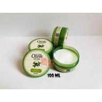 OLIVE HAIR MASK / MASKER RAMBUT BY SYB ORIGINAL BPOM 100 ML