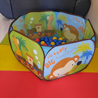 toyskingdom/ballpit/tent/tenda/mainan/bola/
