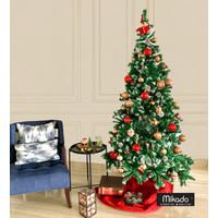 Pohon Natal Snow Tip / Snow Flake Christmas Tree