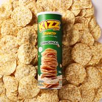 Kizz Tempe Crunchy Keripik Kriuk Non MSG Original