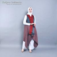 Kalea Dress Ethnic Tenun Ikat Dakara Indonesia