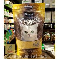 Kit Cat Crystal Clump sparkling charco - Pasir Kristal untuk kucing