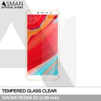 Tempered Glass Xiaomi Redmi S2 / Y2 (5.99)   Anti Gores Kaca - Bening