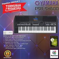 Yamaha PSR SX600 / PSRSX600 / PSR-SX600 / PSR SX 600 Arranger Keyboard