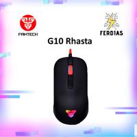 Mouse Gaming Fantech G10 Rhasta Bergaransi Paling Ekonomis - FERDIAS