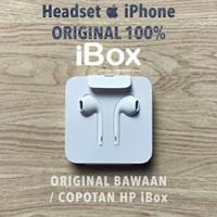 ORIGINAL Apple 100% Headset Earphone Earpods iPhone X Lightning Jack
