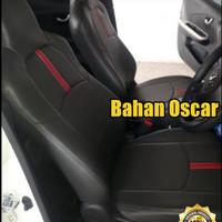 Sarung Jok Mobil 2 Baris Bahan Oscar Agya Ayla Brio Yaris Datsun Dll