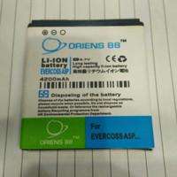 baterai evercoss A5P ORIENS 88