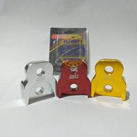 Peninggi Shock Matic Atas Raiser Shock Breaker Belakang Full CNC Beat