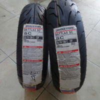 Ban Battlax SC Yamaha Nmax Ring 13 (120/70) (140/70) Best Quality