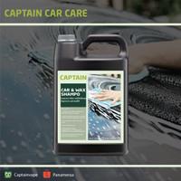 snow wash shampoo mobil busa 5liter mengandung wax body premium