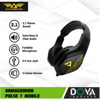 Headset Armaggeddon Pulse 7 Mobile