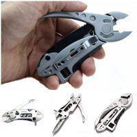 KNIFEZER Kunci Pas Swiss Army Knife Wrench Plier EDC Multifungsi MPG05