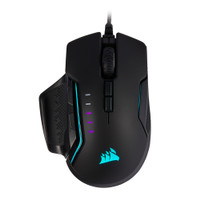 GLAIVE RGB PRO Gaming Mouse — Black