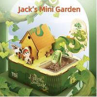 TOI jack mini garden 3D puzzle planting farm mainan edukasi anak