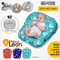 Bantal Sofa Bayi Newborn SB-Y02 Bantal Sofa Duduk Tempat Tidur Bayi