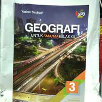 Buku Geografi Untuk SMA Kelas 12
