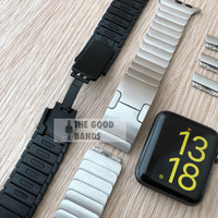 apple watch tali strap stainless link bracelet ORIGINAL 1 3 42mm 44mm