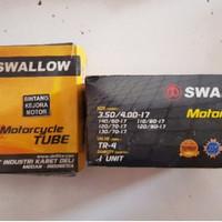 Ban dalam SWALLOW 350/400-17 140/60-17 120/70-17 130/70-17 110/80-17 1