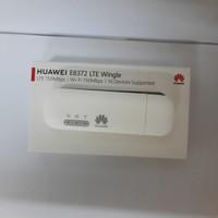 Modem Huawei E8372 Wingle 4G LTE 150Mbps No Slot Antena+Telkomsel 14GB