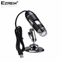 Ezren EZ-0234 USB Digital Microscope 50-1000X Zoom Support Handphone