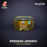 Rendang Jengkol Makanan Kaleng Ez Food Jogja