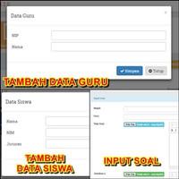 DVD Aplikasi Ujian Online (CAT) Web / Tes / Computer / Komputer