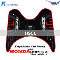 Karpet Motor Matic Honda Scoopy FI