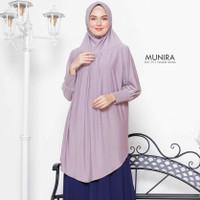 Jilbab MUNIRA MJT 01 Original - Hijab instan bergo syari jersey