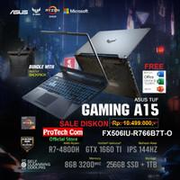 ASUS TUF GAMING FX506IU RYZEN 7 4800H 8GB 256GB+1TB GTX1660Ti 6GB OHS