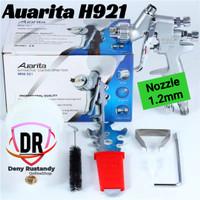 Spray Gun HVLP Auarita H921 Nozzle 1.2mm cup 250ml