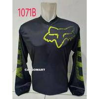Baju JERSEY 1071B Kaos Balap Sepeda Motor Trail Downhill Trek Bike MTB