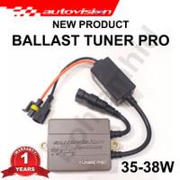 Ballast HID Tuner PRO Autovision 35W-38W MAX Slim Full AC HID MOBIL