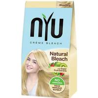 NYU Hair Color Natural Black / Brown / Natural Bleach 30ml