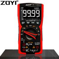 Zoyi ZT-Y Avometer Multitester Multimeter HZ Digital Pengukur Listrik