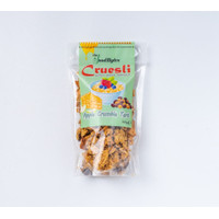 Cruesli Apple Crumble Tart -Honey baked GRANOLA with apple&raisin 100g