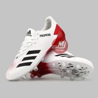 Sepatu Sepak Bola Adidas Predator 20.4 White Grade Ori Super