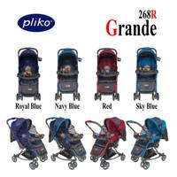 PLIKO Grande 268R Stroller Kereta Dorong Bayi