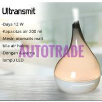 Ultrasonic Air Aroma Terapi Pengharum Pelembab Ruangan Diffuser Vivi