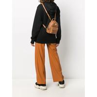 Tas Wanita MCM Bebeboo mini backpack cognag